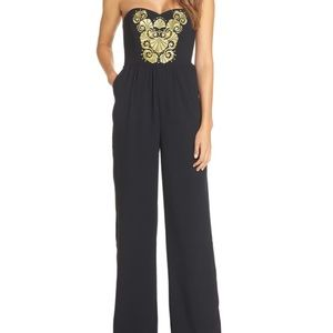 NWT Lilly Pulitzer janelle jumpsuit